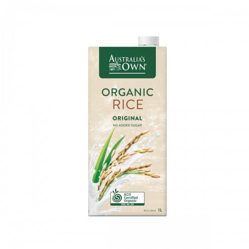 Australia's Own ORIGINAL Rice Milk (1L)